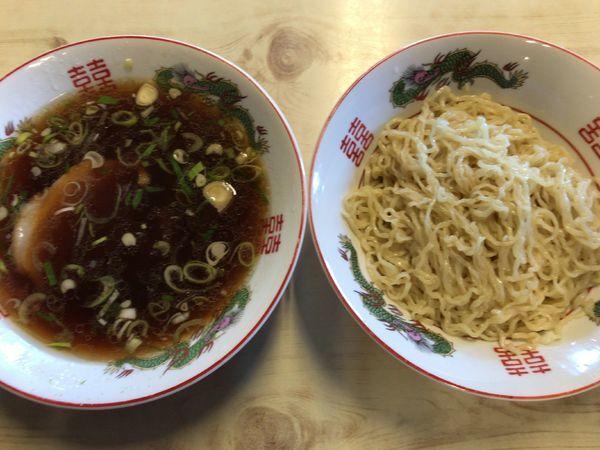 「つけ麺600円」@喜久家の写真