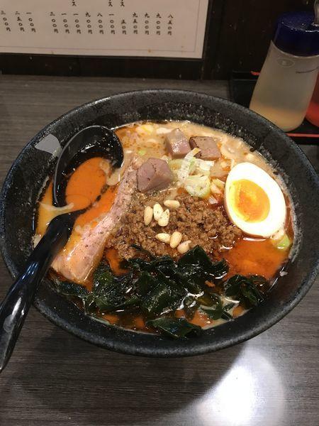 「冷やし担担麺」@つけ麺 陽の写真