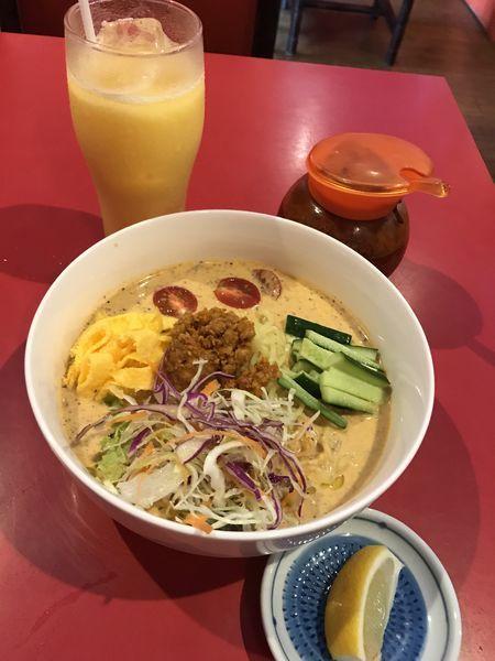 「「10食限定」冷やしネパール」@アヌちゃんの写真