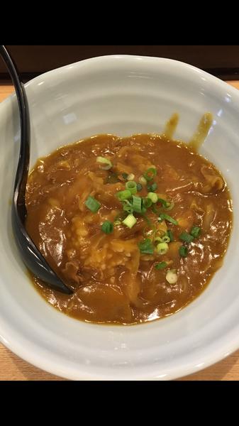 「カレー丼」@麺処 ろく亭の写真