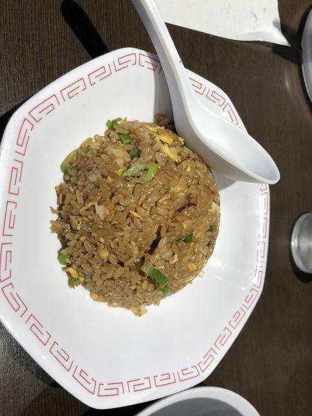 「チャーハン定食」@来来亭 本庄店の写真