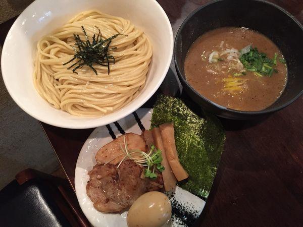 「つけ麺(柚子) 中盛」@麺処 ほん田 nijiの写真