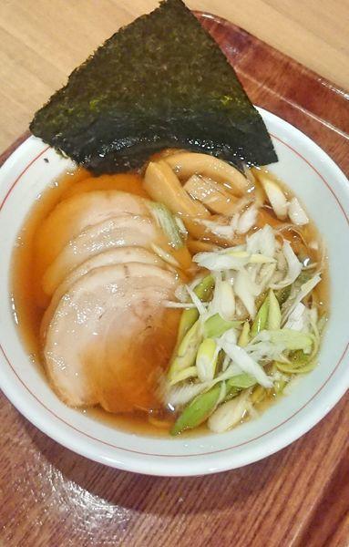 「醤油チャーシュー麺」@浜北軒 NEOPASA浜松店の写真