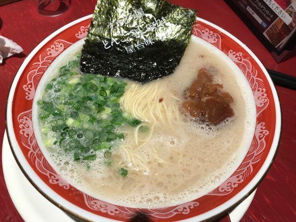 「豚骨light屋台味」@ラー麺 ずんどう屋 京都三条店の写真