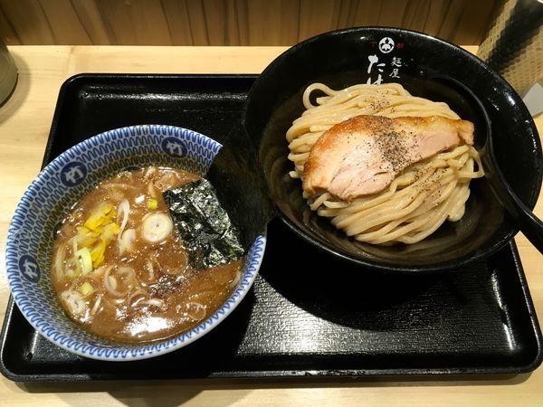 「つけ麺(小)」@麺屋 たけ井 阪急梅田店の写真