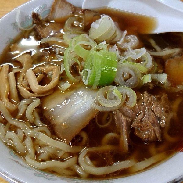 「チャーシューメン(900円)」@こんどう食堂の写真