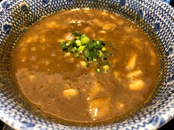 「濃厚つけ麺 小」@つけ麺 凌駕の写真