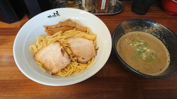 「つけ麺」@らーめん かつお拳の写真