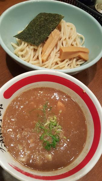 「煮干しつけ麺」@重厚煮干中華そば 大ふく屋 海浜幕張店の写真