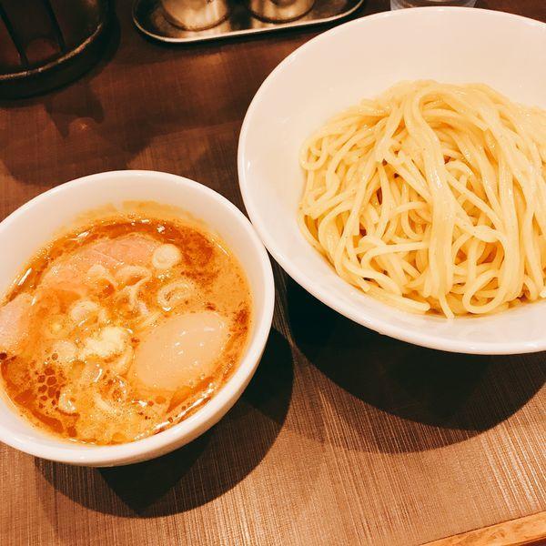 「味玉つけ麺」@麺屋 りゅうの写真