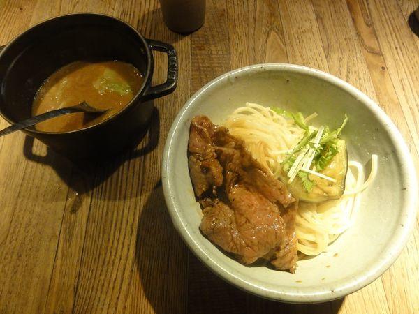 「和牛カレーつけ麺(1.5玉)」@和醸良麺 すがりの写真