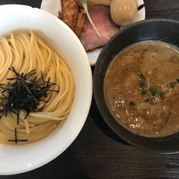 「つけ麺(柚子)」@麺処 ほん田 nijiの写真