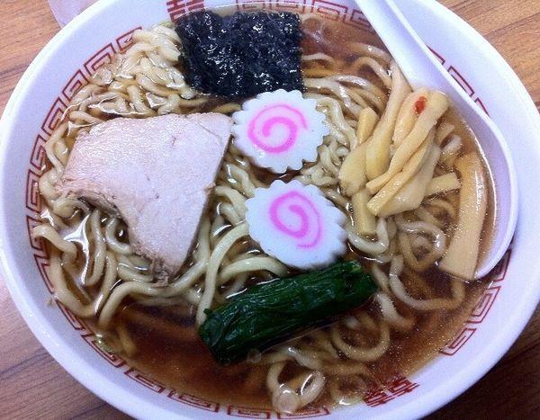 「中華そば」@みやご食堂の写真