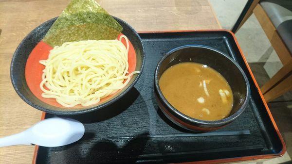 「つけ麺(並)」@麺屋 心 イオンモール幕張新都心店の写真