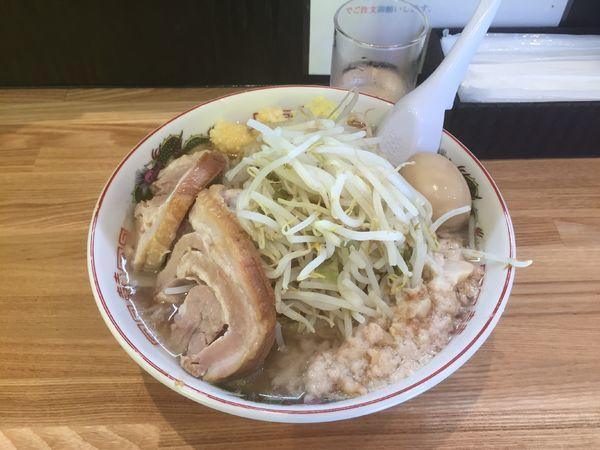 「しょうゆラーメン(300グラム)+味玉」@ラーメン すけがわの写真