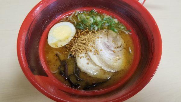 「味千ラーメン」@味千拉麺 東京競馬場店の写真