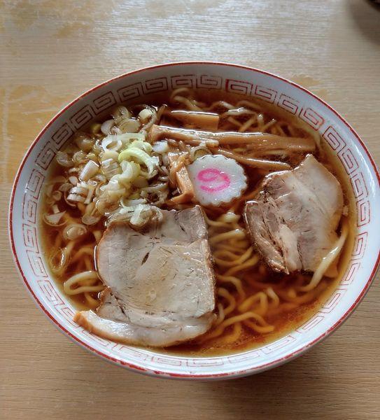「喜多方ラーメン」@佐久山食堂の写真