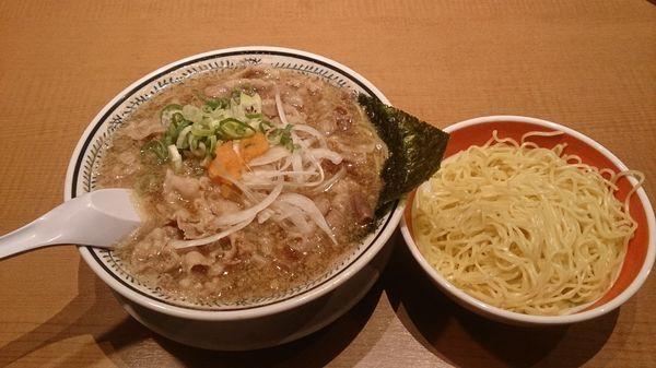 「肉そば肉ダブル800円+他」@丸源ラーメン つくば店の写真