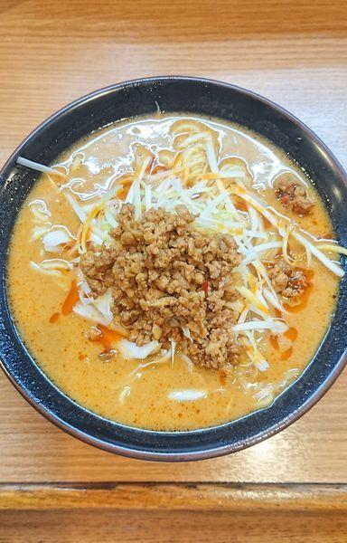 「担々麺」@横濱家系ラーメン 湘家の写真
