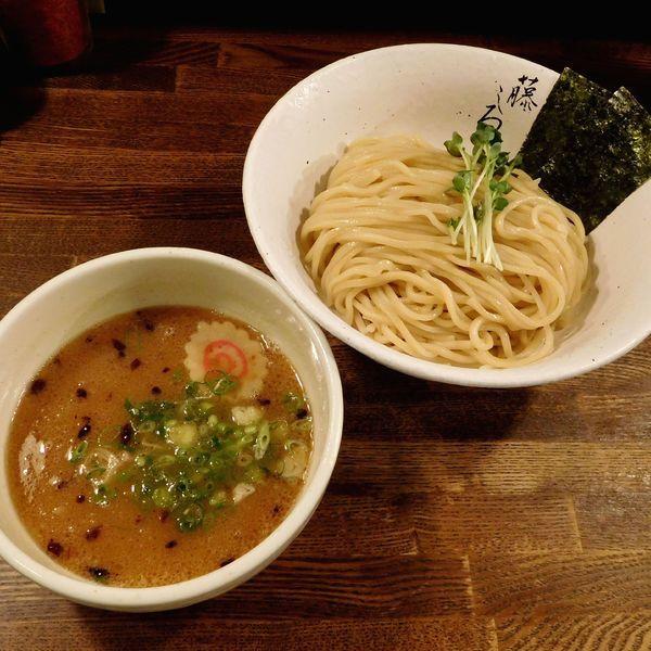「鶏白湯つけ麺(中盛同額 770円)」@麺屋 藤しろ 目黒店の写真