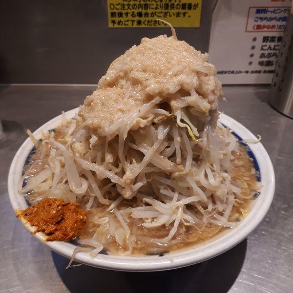 「辛味噌ラーメン」@らーめん大 蕨店の写真