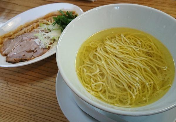 「塩マニア ¥700」@麺蔵 あつおの写真