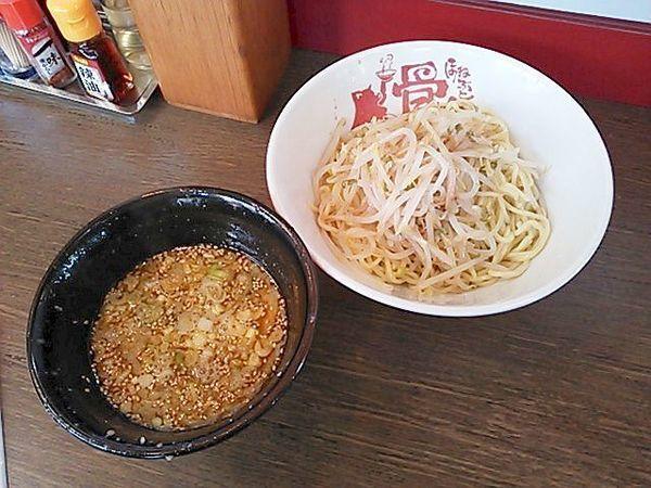 「つけ麺」@骨太味覚の写真