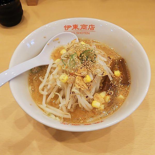 「味噌ラーメン」@東京餃子食堂 久米川店の写真