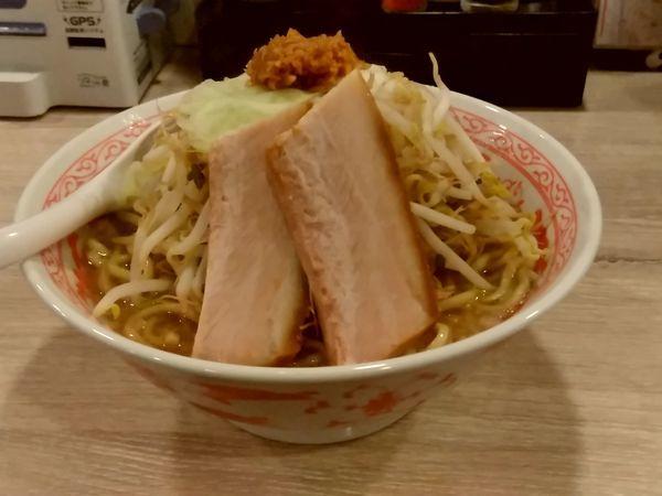 「ふじ麺(中盛・250g)780円→700円」@景勝軒 高崎総本店の写真
