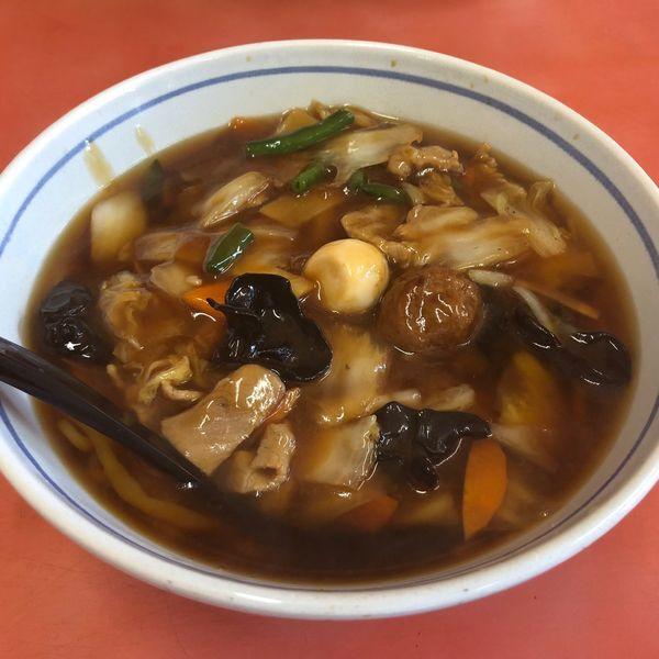 「うま煮めん  ¥750」@珍来 東金店の写真