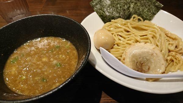「特製煮干しつけめん(950円)」@煮干し中華そば 麺屋一禾の写真