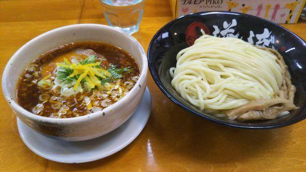 「チャーシューつけ麺(中盛り)」@らーめん逆流の写真