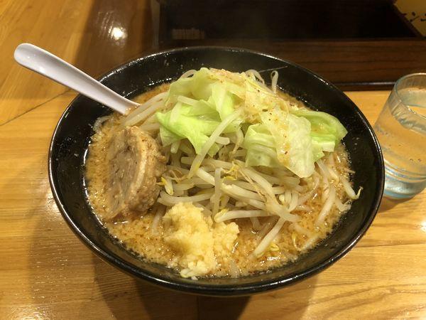 「ラーメン 味噌(並)」@麺 たなかの写真