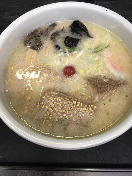 「しおラーメン」@らーめん 山頭火 旭川本店の写真