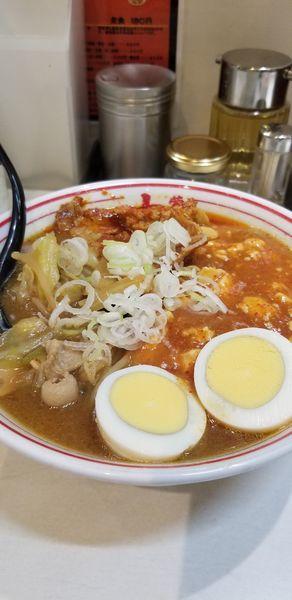 「蒙古タンメン五目」@蒙古タンメン 中本 渋谷店の写真
