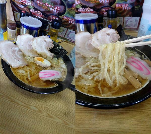 「『共ちゃんラーメン(¥810)』」@共栄ラーメン 本店の写真