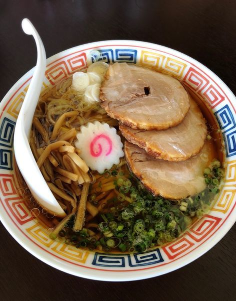 「昭和のラーメン」@拉麺 時代遅れの写真
