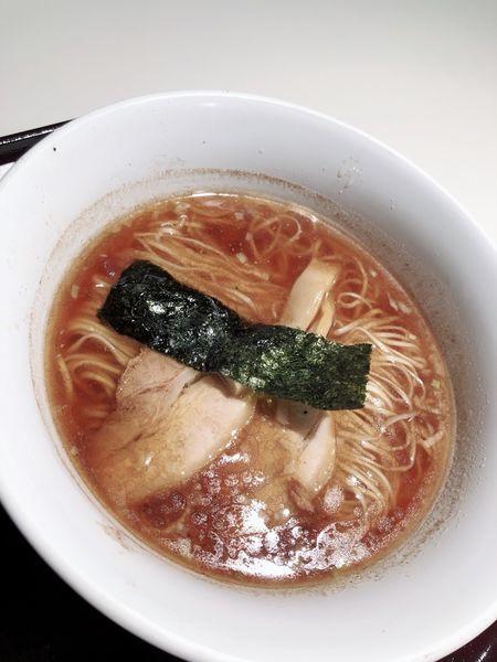 「中華そば 500円」@カドヤ食堂 阪神梅田店の写真