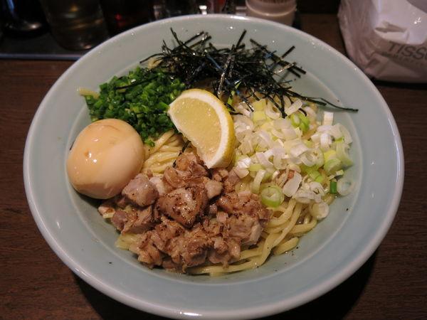 「油そば(麺大盛):500円」@濃厚豚骨ラーメン 濱虎家の写真