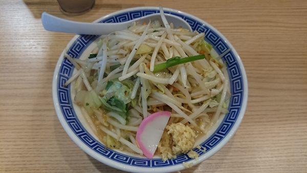「タンカラギョウ890円也」@東京タンメン トナリ 西葛西店の写真