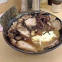 「梅吉らーめんチャーシュー増(おまかせ)(麺硬め)」@らーめん梅吉の写真