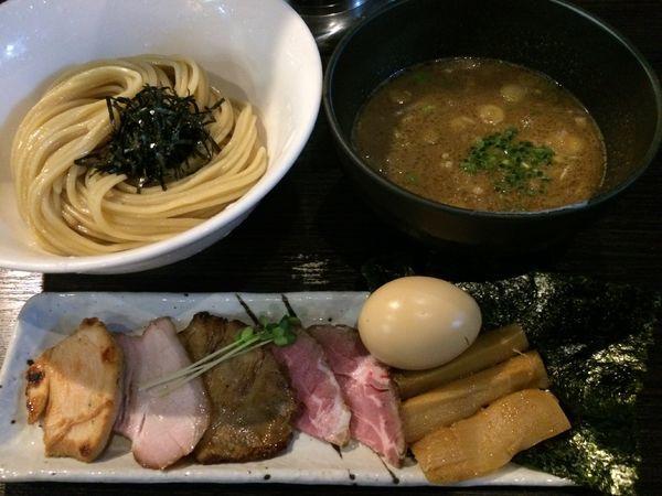 「特選つけ(柚子)」@麺処 ほん田 nijiの写真