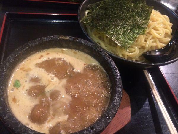 「信長つけ麺」@ラーメン信長の写真