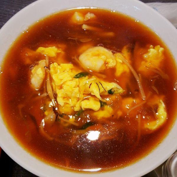 「天津麺風サービスランチ 950円」@YAMUCHAの写真