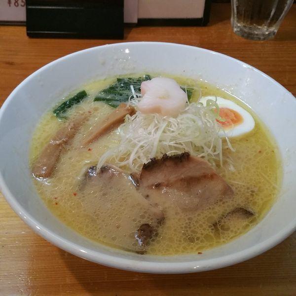 「味噌ラーメン(限定)」@麺や七福の写真