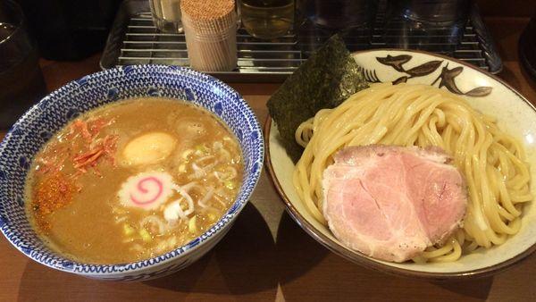 「海老つけ麺・みそ」@俺の麺 春道の写真