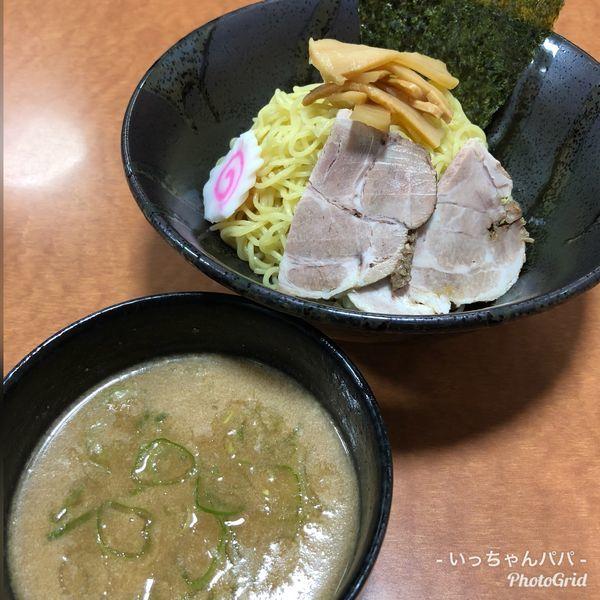 「極 冷やしつけ麺 750円」@二代目らーめん 翔ちゃんの写真
