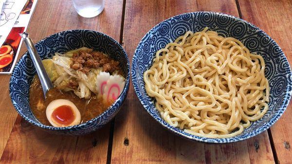 「みそつけ麺」@つけ麺本舗 一億兆の写真