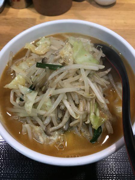 「【限定】味噌ラーメン」@味噌麺処 花道の写真