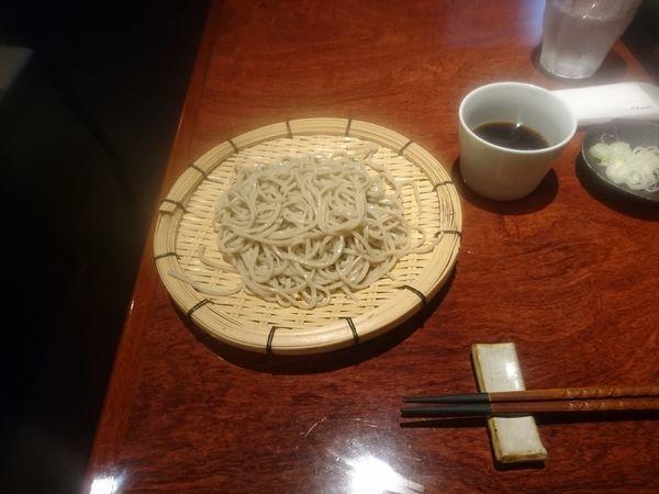 「せいろ 660円」@手打ちそば 遠山の写真